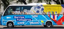 Barrios Futboleros en Buenos Aires