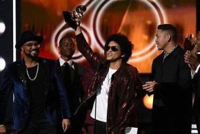 Bruno Mars | La estrella de la noche en los Grammy 2018