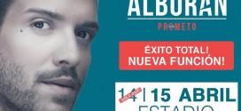 Pablo Alborán iniciará su nueva gira 'Tour Prometo 2018'