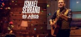 Ismael Serrano hará una gira por Argentina