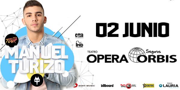 MANUEL TURIZO 2 JUNIO