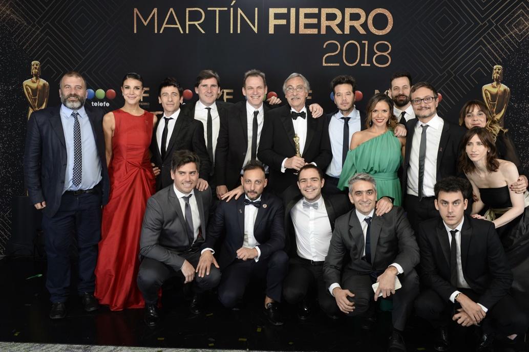 MARTIN FIERROO 2018
