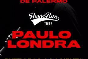 PAULO LONDRA | 2 DE NOVIEMBRE HIPODROMO DE PALERMO