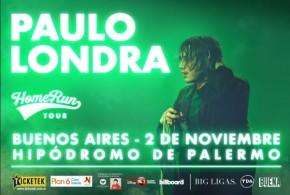 PAULO LONDRA 02 DE NOVIEMBRE HIPÓDROMO DE PALERMO