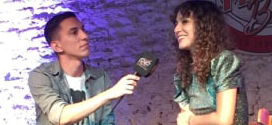 "DANIELA HERRERO | EN EXCLUSIVO NOS PRESENTA "" ILUMINARTE "" JUNTO A FITO PAEZ"