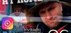 DJ BEVILACQUA EN DJ´S AT HOME HABLANDO DE TODO!