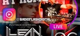 DJ LEAN LIONEL EN DJ´S AT HOME